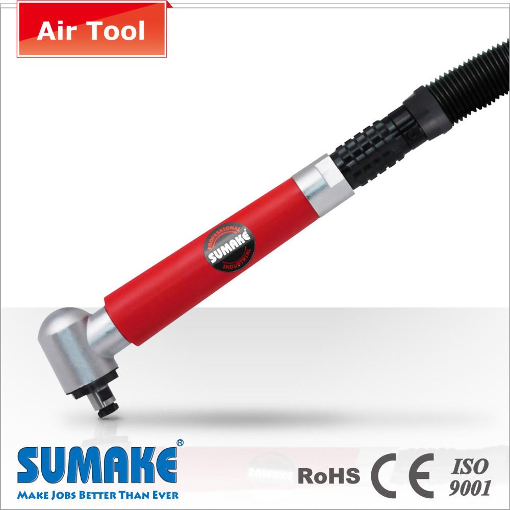 "1/8""  No noise vibration Air Micro angle grinder"
