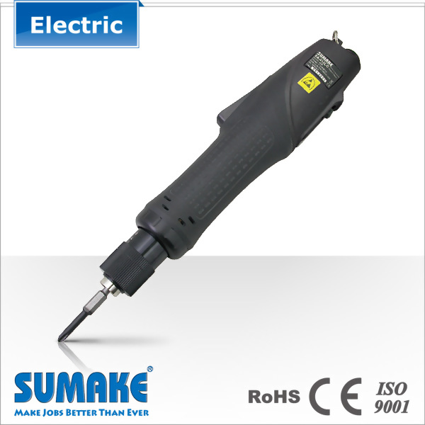 Full Auto Shut-Off DC32V Electric Screwdriver- 0.1~0.78 N.m, Lever Start, High Speed