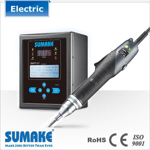 Transducerized Smart Controller & Screwdriver