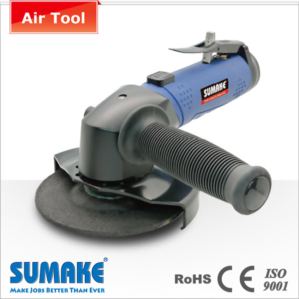 Industrial Air Angle Grinder- 5