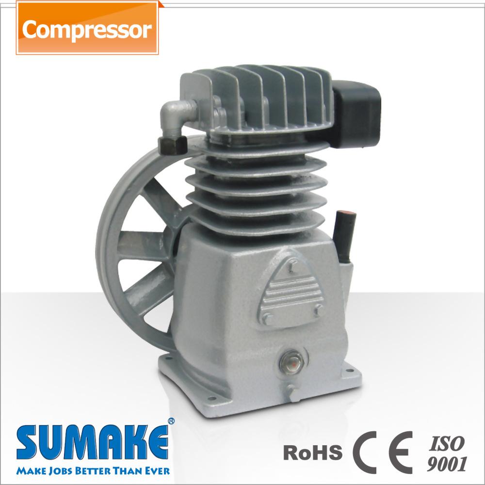 2 hp air compressor head electric motor pump