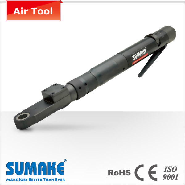 Full Auto Shut Off Air Industrial Nut Wrench- Geared Wrench