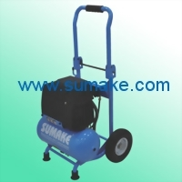 2.0HP OIL-LESS AIR COMPRESSOR W/12L (3.1 GAL) TANK