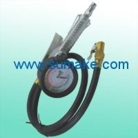 PROFESSIONAL 3-FUNCTION TIRE GAUGE (200 PSI)