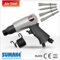 190MM AIR HAMMER W/4PC CHISELS
