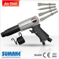 250mm AIR HAMMER W/4PC CHISELS
