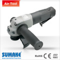 "4-1/2""HEAVY DUTY ANGLE GRINDER (W/SPINDLE LOCK;SPEED GOVERNOR ;SWIVEL SIDE EXHAUST)"