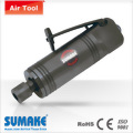 """1/4"""" Professional front exhaust lever type straight air grinder"""