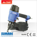 WIRE/PLASTIC- COLLATED 15 degree HEAVY DUTY COIL NAILER