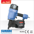 "3.5""(90MM); Wire/Plastic -collated 15 degree Coil nailer"