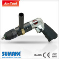 "1/2"" HEAVY DUTY REVERSIBLE AIR DRILL W/KEYLESS CHUCK"