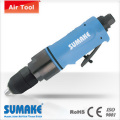 "3/8"" Air straight drill with keyless chuck"