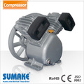 2HP Industrial cast iron air compressor pump