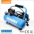 1/6HP PORTABLE AIR COMPRESSOR WITH 4 LITER TANK