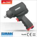 "1/2"" Slow Start Power Torque Twin Hammer Heavy Duty Air Impact Wrench"