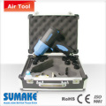 "17 PCS 1/2"" AIR IMPACT WRENCH KIT; PACKED IN ALUM. CASE"