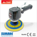 """6"""" High qality dual action air sander with yellow pad"""