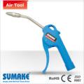 13mm PVC Tip Safety Head Zinc Thread Air Blow Gun