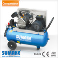 Belt driven 2HP 50L tank CE electric piston air compressor