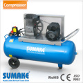 1.5HP Belt type air compressor- Mono Iron motor 90L tank (CE)