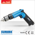 "Industrial Reversible Air Drill-3/8"",0.6HP, 2000rpm"
