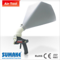 Air Texture Hopper Spray Gun