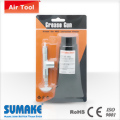 STEEL TIP GREASE GUN INJECTION HEAD WITH 100CC GREASE