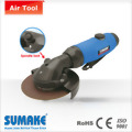 "TWO-IN-ONE 4"" REVERSIBLE AIR ANGLE CUTTER/GRINDER"