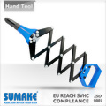 Quick Maintain Lazy Tong Type Slim Head Hand Riveter