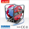 AIR HOSE REEL PU REINFORCED HOSE WITH MALE FITTING