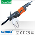 Heavy duty variable speed control rotating handle pipe cutting saw
