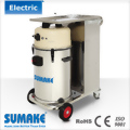 48L VACUUM CLEANER WITH STAINLESS STEEL TROLLEY