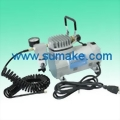 1/8HP MINI AIR BRUSH COMPRESSOR (PISTON TYPE) -AUTOMATIC