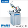 METAL CUTTING BAND SAW MACHINE WITH STAND & COOLANT SYSTEM