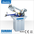 METAL CUTTING BAND SAW MACHINE WITH STAND