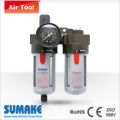 "1/4"" AIR FILTER;REGULATOR & LUBRICATOR"