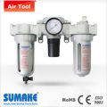 "1/4"" AIR FILTER; REGULATOR & LUBRICATOR"