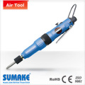AIR ADJUSTABLE CLUTCH SCREW DRIVER WITH QUICK CHANGE CHUCK