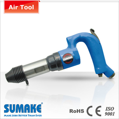 MINI AIR CHIPPING HAMMER WITH SPRING(HEX shank)