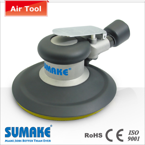 VINYL FACE/CENTRAL VACUUM ORBITAL SANDER - ALUMINUM HOUSING