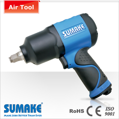 "1/2"" Composite Twin Hammer Air Impact Wrench"