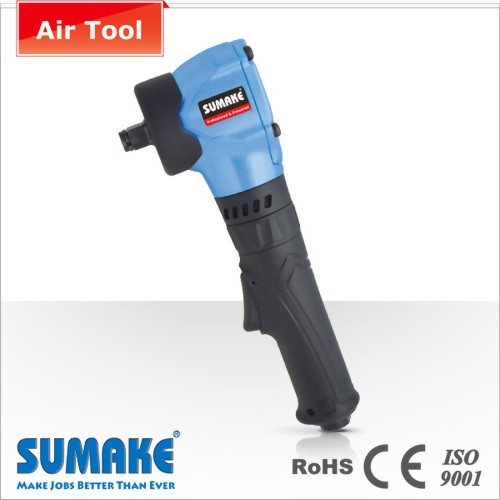 """3/8"""" Air Angle Impact Wrench- Gearless Type"""