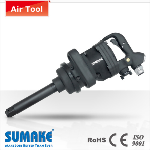 "1"" Durable quality Twin-hammer Heavy duty Impact wrench"
