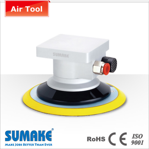 "Professional Dual Action Air Orbital Sander For Robot-5"" Pad"