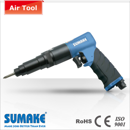 "Clutch adjustable 1/4"" air screwdriver"
