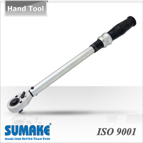 "1/2""DR. PROFESSIONAL ADJUSTABLE TORQUE WRENCH"