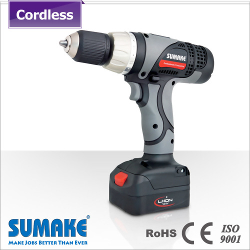18V Industrial Cordless drill/driver-  3/8""