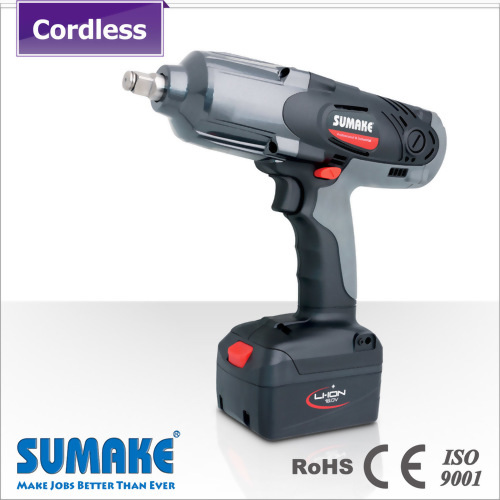 "Industrial 1/2"" 18V Cordless Impact Wrench"