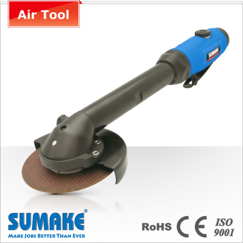 """TWO-IN-ONE 4"""" REVERSIBLE AIR ANGLE CUTTER/GRINDER"""