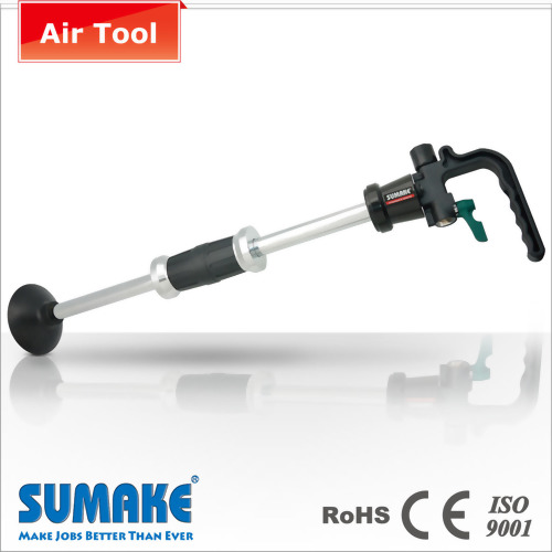 Automotive tools suction dent puller with 3 suction pads